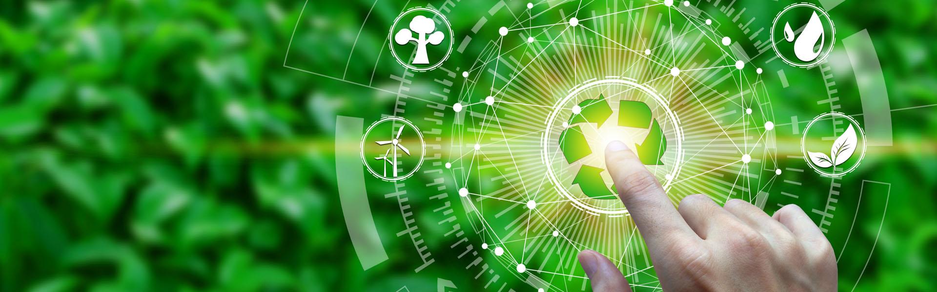 愛護地球 ‧ 永續環保
